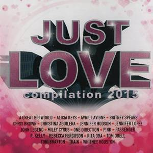 JUST LOVE COMPILATION 2015 (CD)