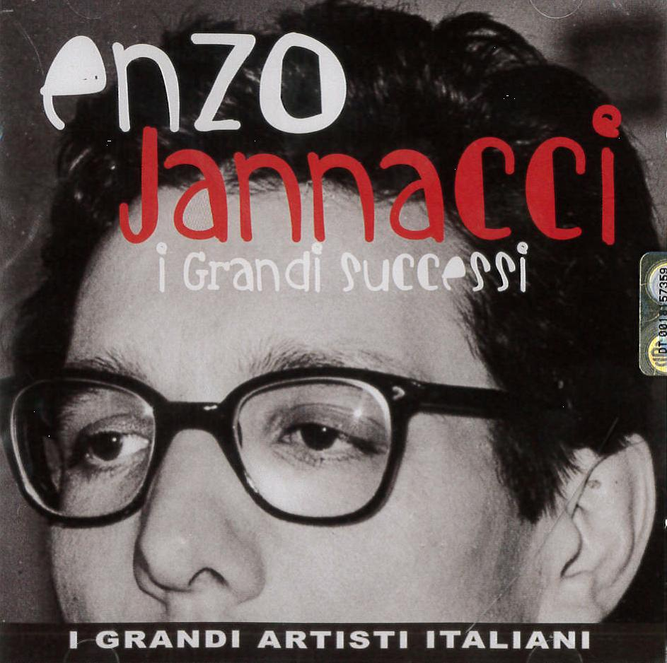 ENZO JANNACCI - I GRANDI SUCCESSI (CD)