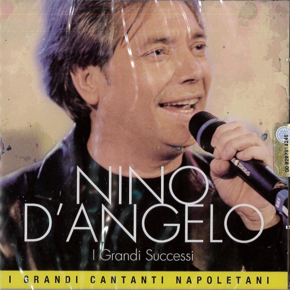 NINO D'ANGELO - I GRANDI SUCCESSI (CD)