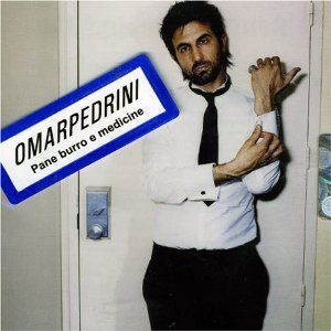 OMAR PEDRINI - PANE BURRO MEDICINE (CD)