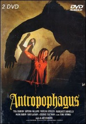 ANTROPOPHAGUS 2DVD (DVD)