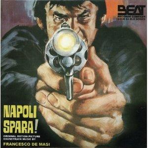 NAPOLI SPARA BY FRANCESCO DE MASI (CD)