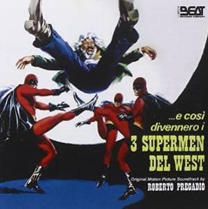 3 SUPERMEN DEL WEST (CD)