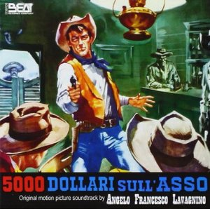 5000 DOLLARI SULL'ASSO (CD)