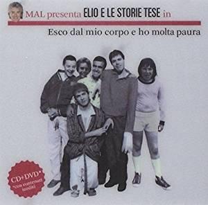 ESCO DAL MIO CORPO E HO MOLTA PAURA CD, CD+DVD (CD)