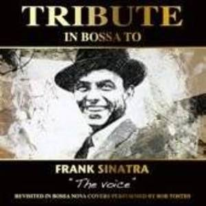 TRIBUTE IN BOSSA TO FRANK SINATRA -ESENTE (CD)