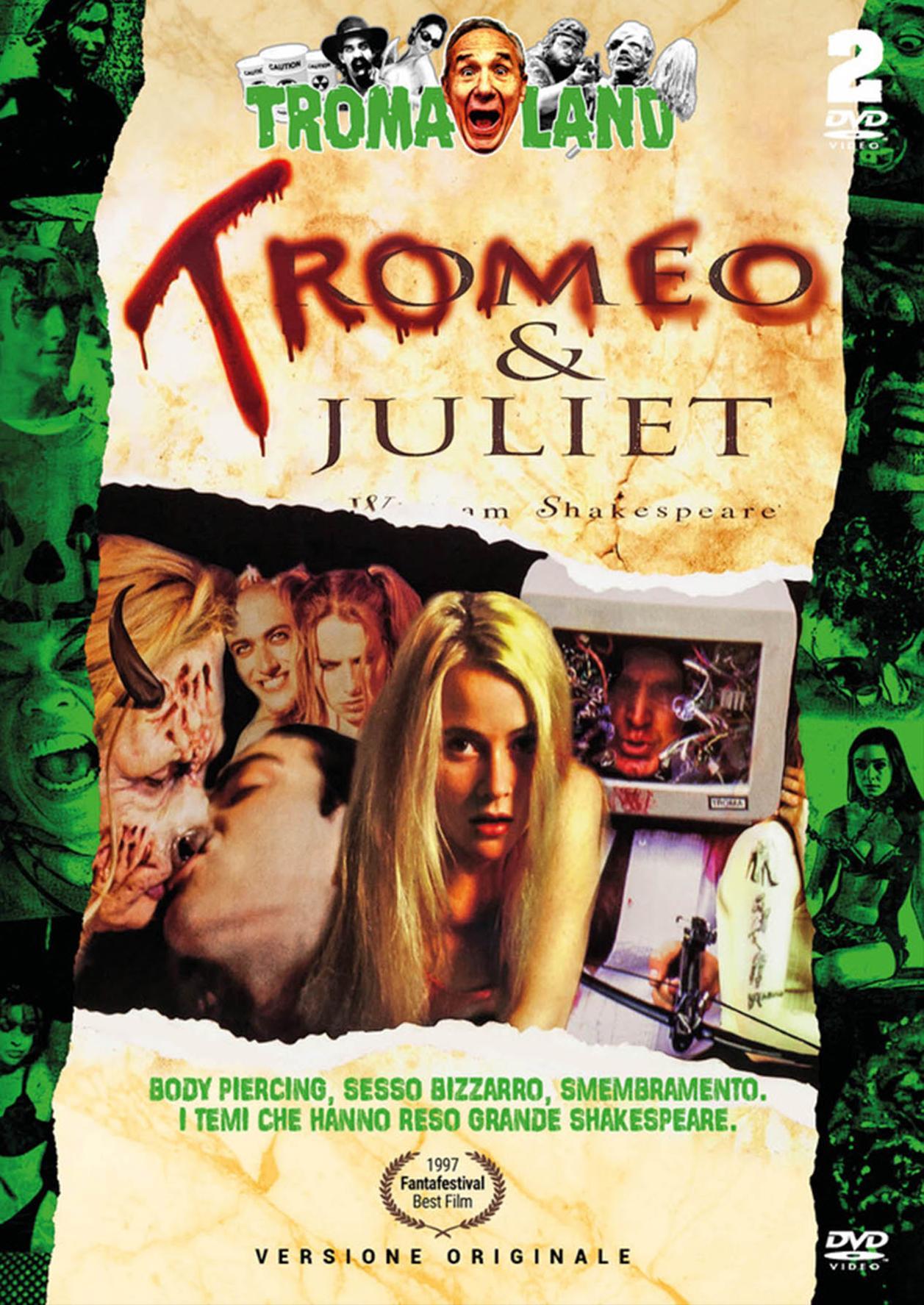 COF.TROMEO & JULIET (2 DVD) (DVD)