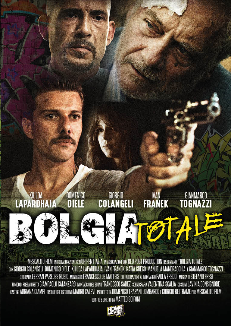 BOLGIA TOTALE (DVD)