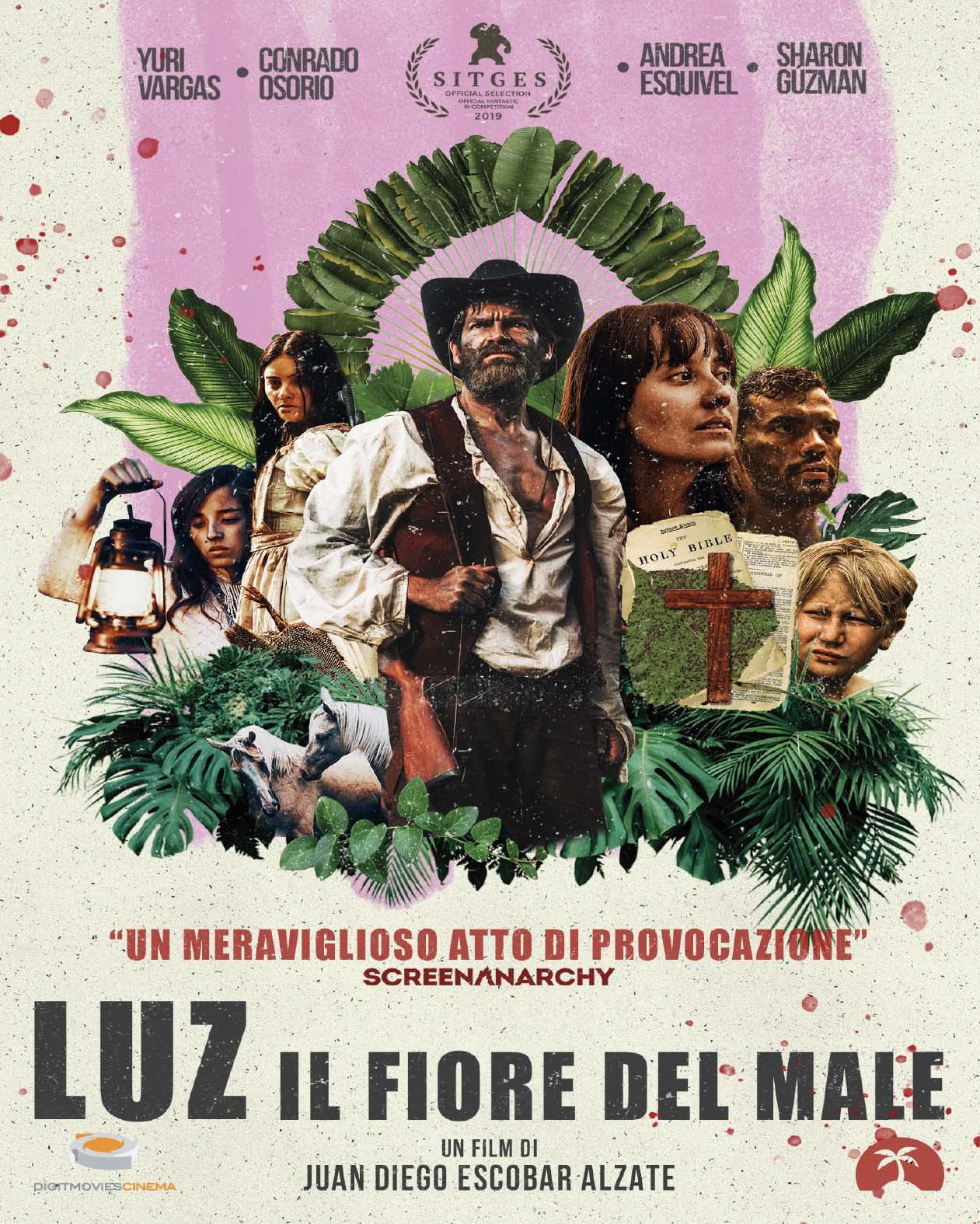 LUZ: IL FIORE DEL MALE (DVD)