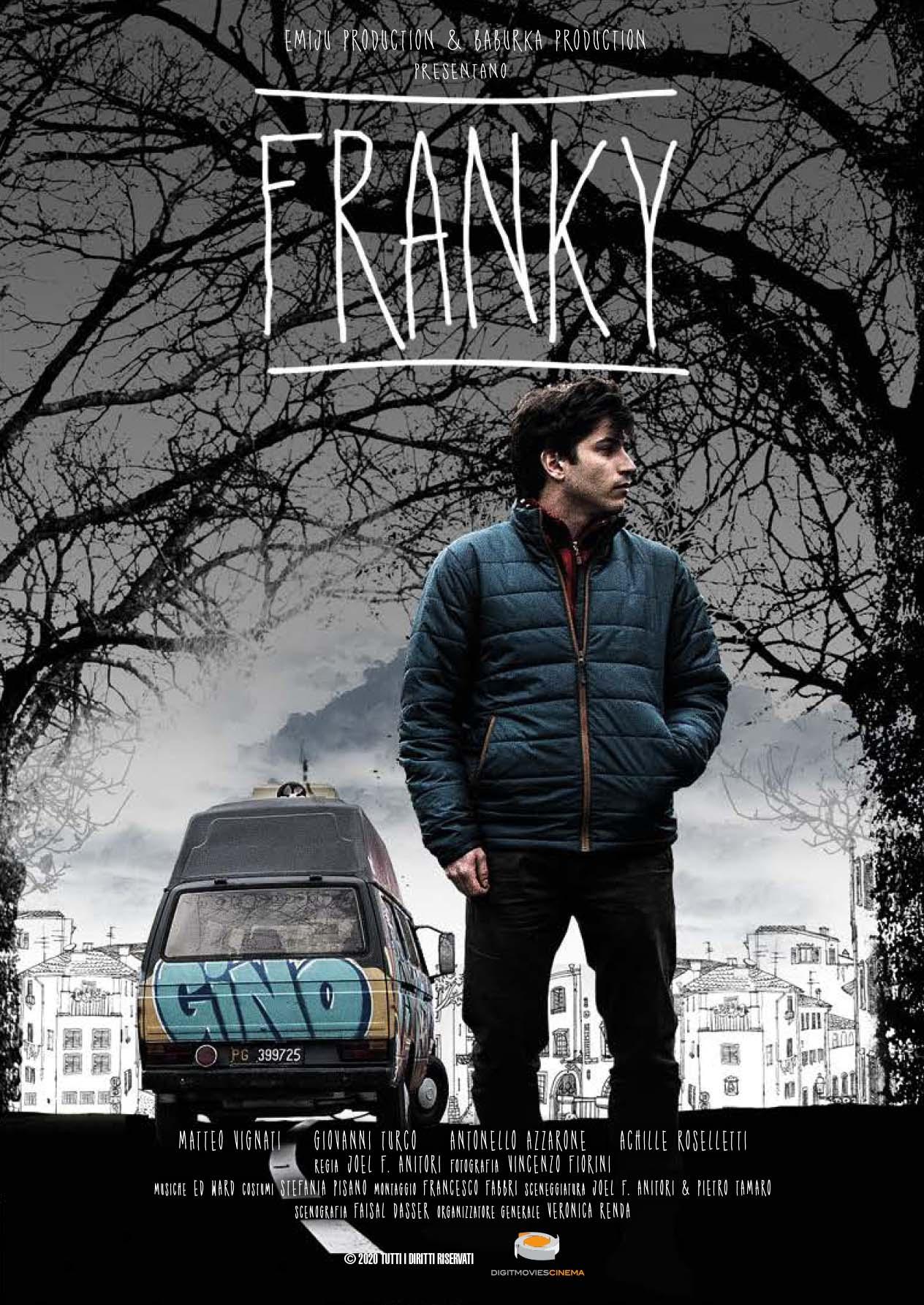 FRANKY (DVD)