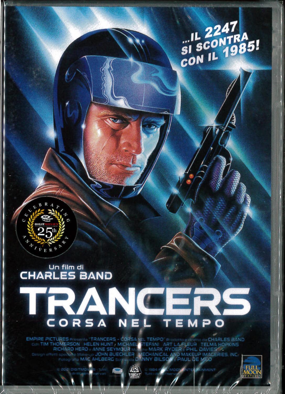 TRANCERS - CORSA NEL TEMPO (DVD)