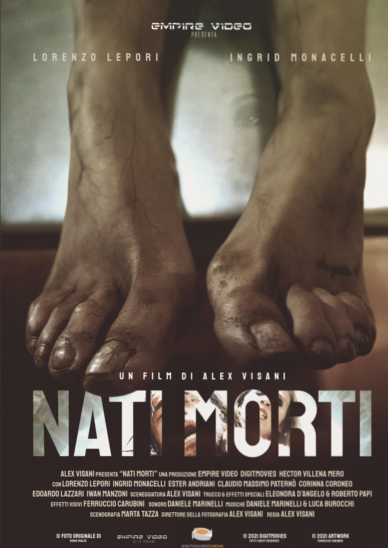 NATI MORTI (DVD)