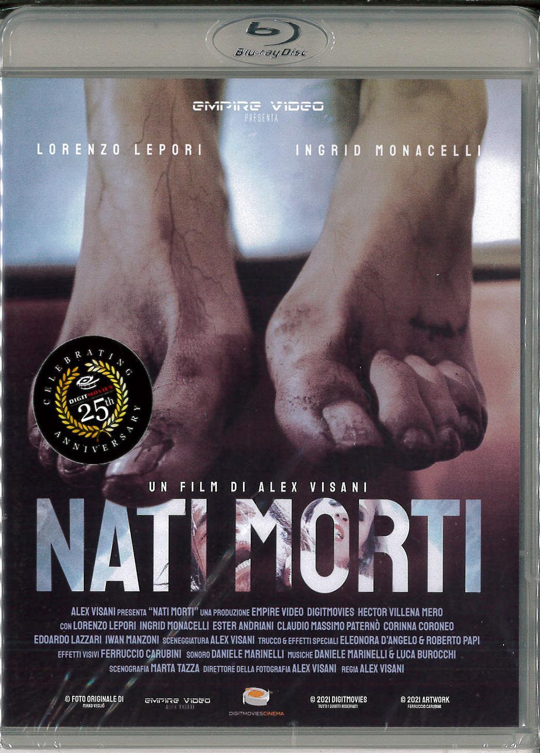 NATI MORTI - BLU RAY
