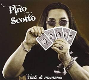 PINO SCOTTO - VUOTI DI MEMORIA -D.P. (CD)