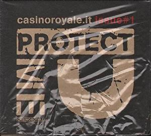 CASINO ROYALE - PROTECT ME ISSUE # 1 (CD)