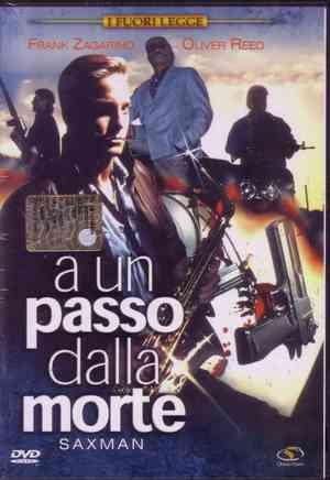 A UN PASSO DALLA MORTE (DVD)