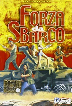 FORZA DA SBARCO - EX NOLEGGIO (DVD)