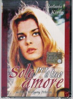 SOLO PER IL TUO AMORE (DVD)