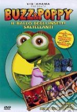BUZZ & POPPY -IL BALLO DEGLI INSETTI SALTELLANTI (DVD)