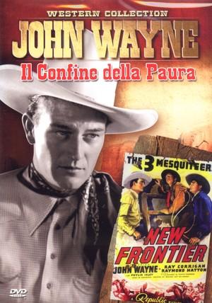 IL CONFINE DELLA PAURA (DVD)