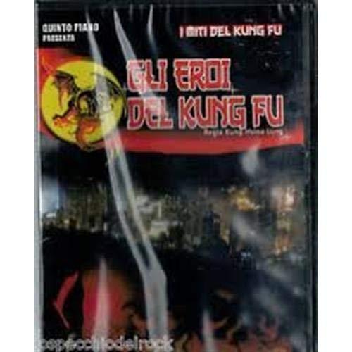 GLI EROI DEL KUNG FU (DVD)