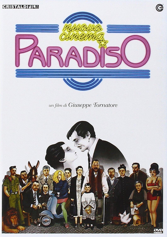 NUOVO CINEMA PARADISO (DVD)