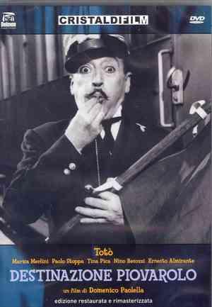 TOTO' DESTINAZIONE PIOVAROLO (DVD)