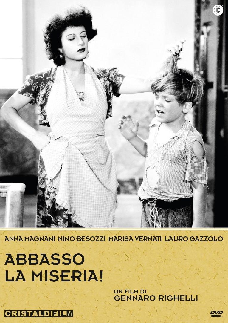 ABBASSO LA MISERIA (DVD)