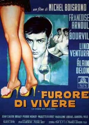 FURORE DI VIVERE (DVD)