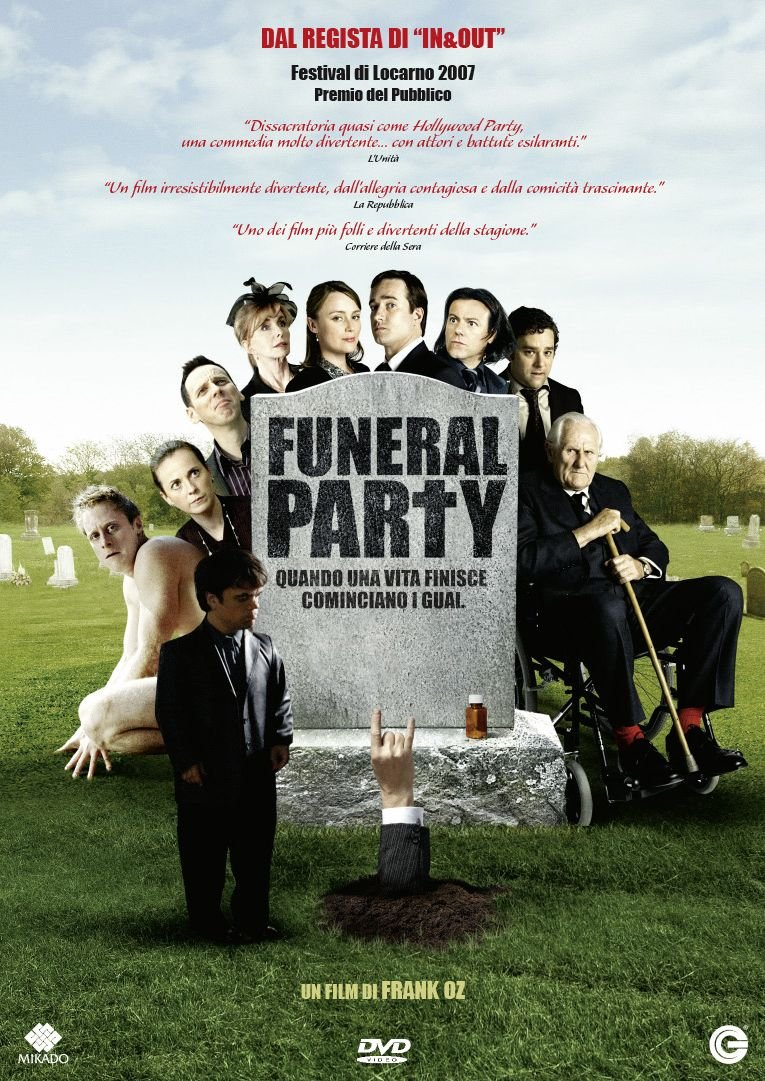 FUNERAL PARTY (DVD)