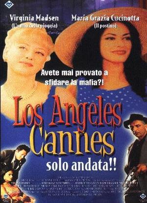 LOS ANGELES CANNES SOLA ANDATA (DVD)