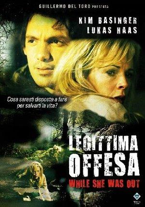 LEGITTIMA OFFESA (DVD)