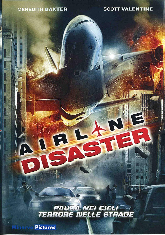 AIRLINE DISASTER - EX NOLEGGIO (DVD)