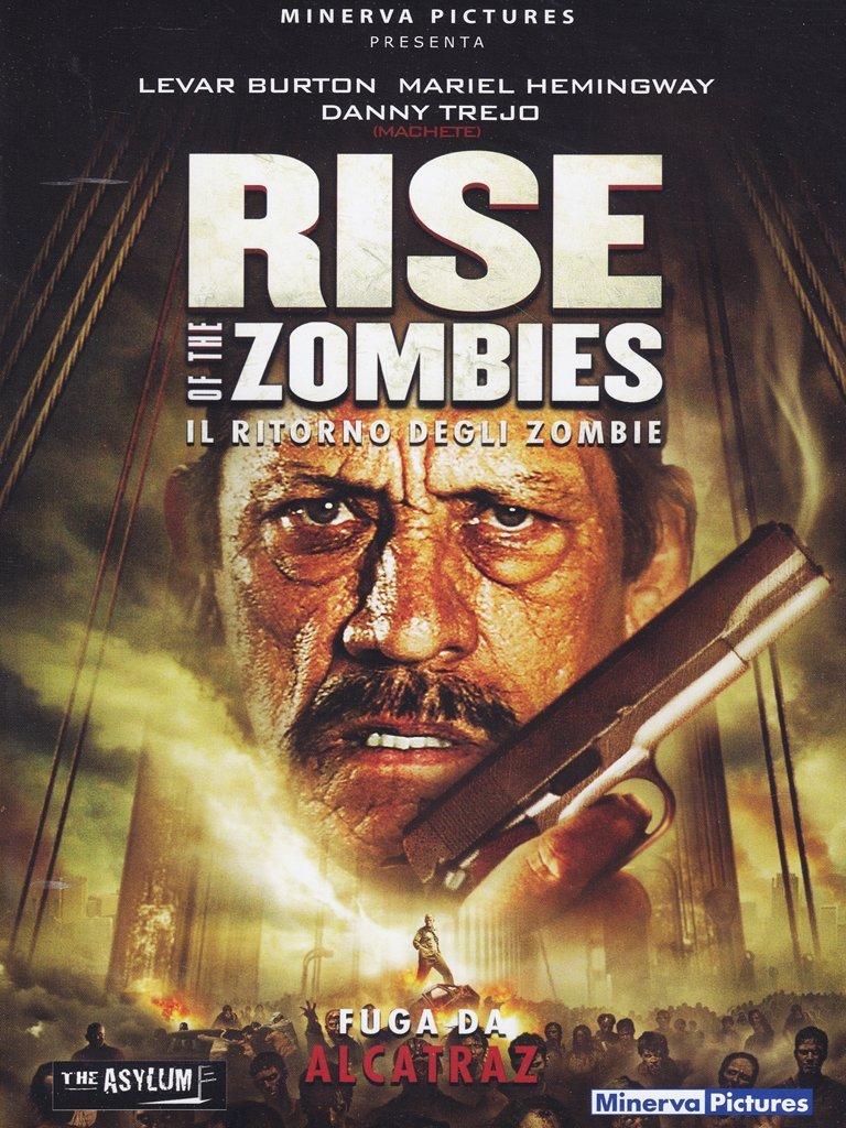 RISE OF THE ZOMBIES - IL RITORNO DEGLI ZOMBIE (DVD)