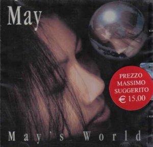 MAY - MAY'S WORLD (CD)