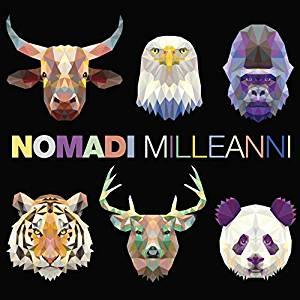NOMADI - MILLEANNI (LP)