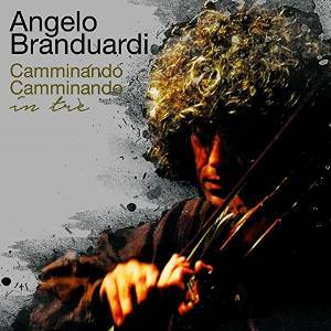 ANGELO BRANDUARDI - CAMMINANDO CAMMINANDO IN TRE (CD)