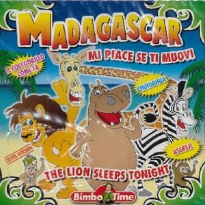 MADAGASCAR (CD)