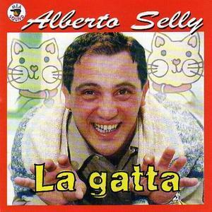 ALBERTO SELLY- LA GATTA (CD)