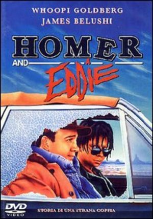 HOMER AND EDDIE (DVD)