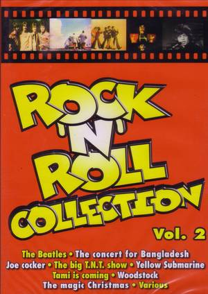 ROCK'N' ROLL COLLECTION VOL.2 (DVD)