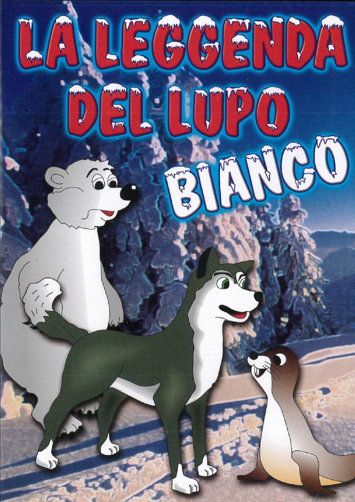 LA LEGGENDA DEL LUPO BIANCO (DVD)