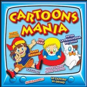 CARTOONS MANIA (CD)
