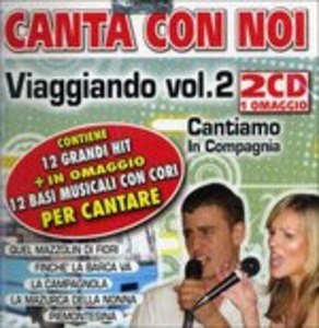 CANTA CON NOI VOL.2 -2CD (CD)