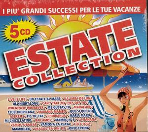 ESTATE COLLECTION -5CD (CD)