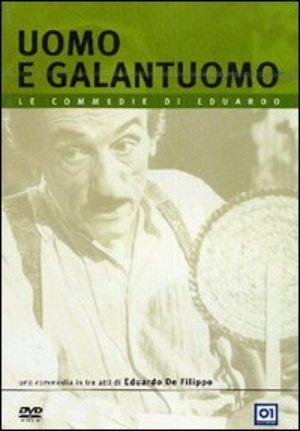 DE FILIPPO - UOMO E GALANTUOMO DE FILIPPO ED.SPECIALE DVD (DVD)