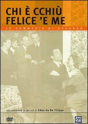 DE FILIPPO - CHI E' CCHIU' FELICE 'E ME (DVD)