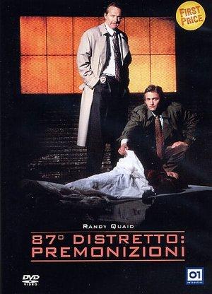87 DISTRETTO PREMONIZIONI (DVD)