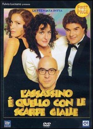 L'ASSASSINO E' QUELLO CON LE SCARPE GIALLE (DVD)