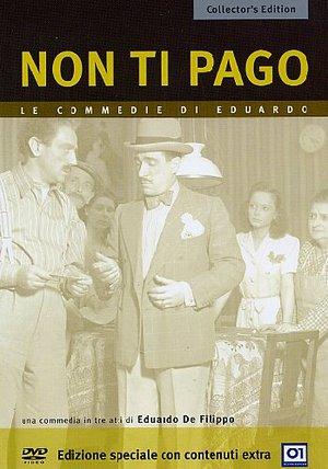 DE FILIPPO - NON TI PAGO ED.SPECIALE (DVD)